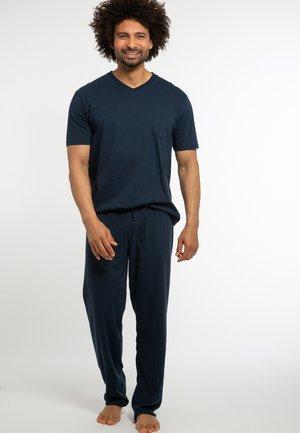2 PACK - Pyjama - dunkelblau