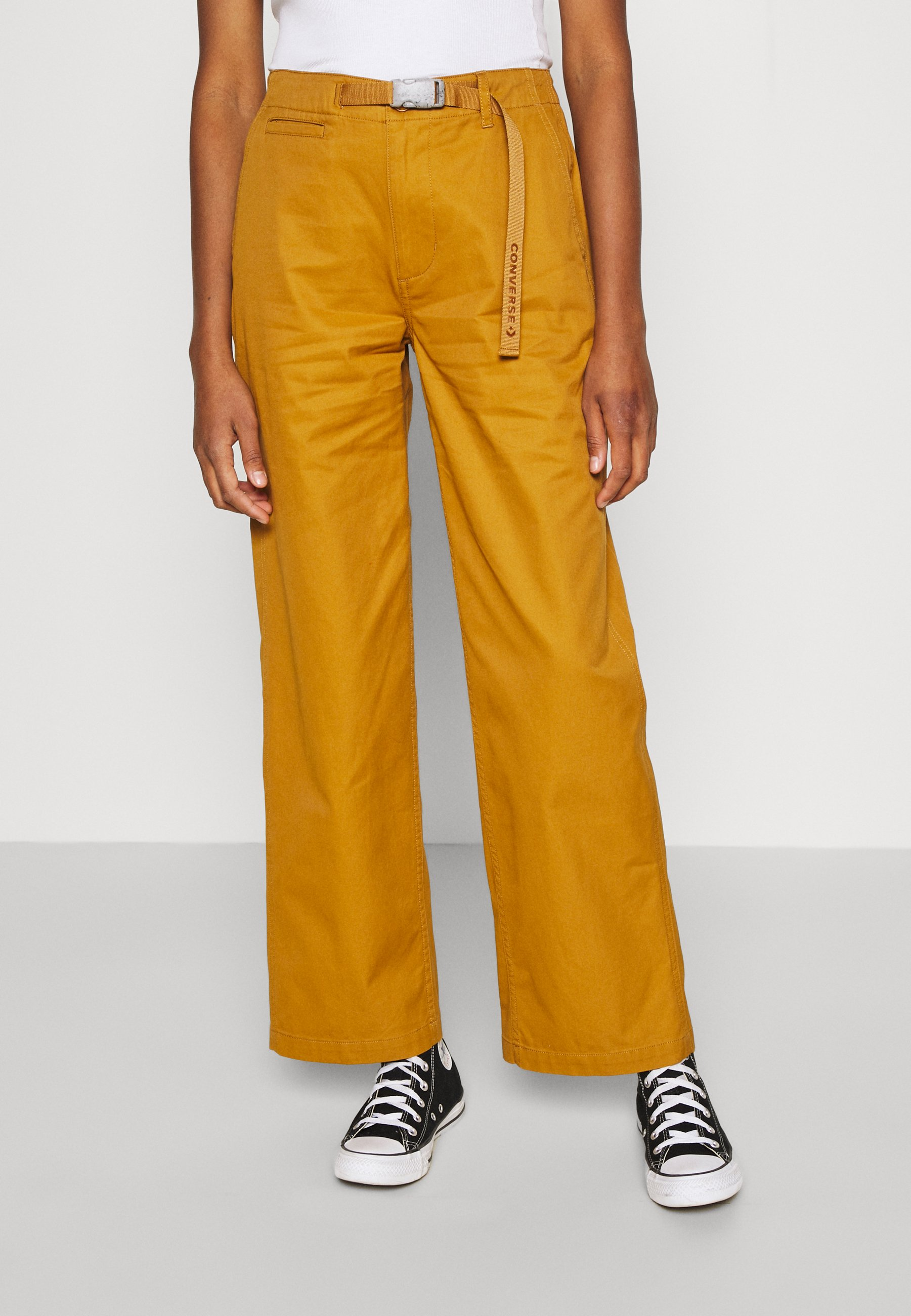 Femme WIDE LEG PANT - Pantalon classique