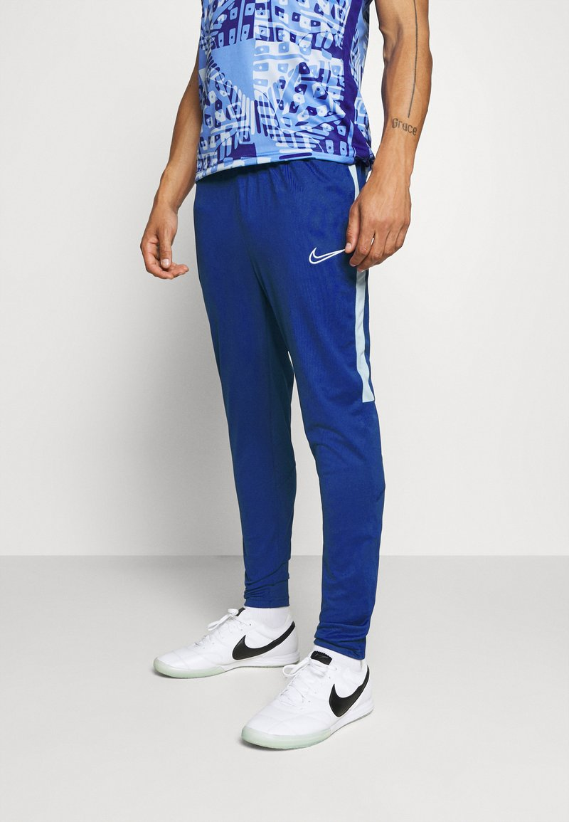 Nike Performance - DRY ACADEMY - Træningsbukser - deep royal blue/larmory blue/white