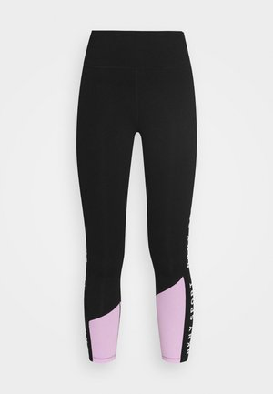 HIGH WAIST LEGGING  - Leggings - lilac