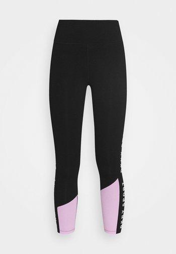 HIGH WAIST LEGGING  - Leggings - lilac