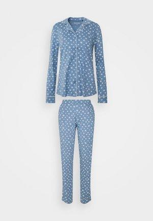 LANG - Pyjamas - hellblau