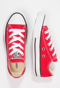 Converse - CHUCK TAYLOR ALL STAR - Baskets basses - red - 1