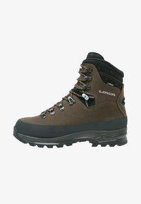 Lowa - TIBET GTX WXL - Mountain shoes - sepia/schwarz - 0