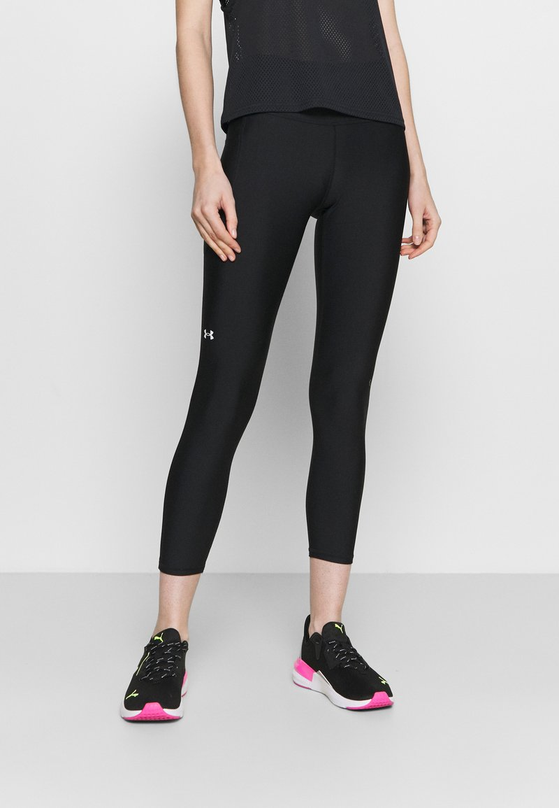 Under Armour - HI ANKLE - Tights - black