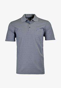 Ragman - Polo shirt - taube - 0