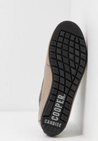 Candice Cooper - ROCK - Sneakers - evo tundra/tamponato stone - 6