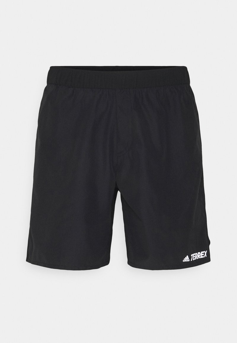 adidas Performance - TRAIL - Shorts outdoor - black