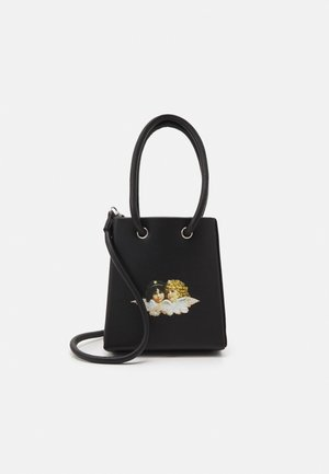 ICON MINI HANDBAG  - Across body bag - black