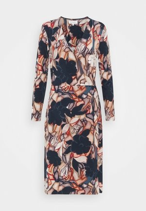 HAREWOOD DRESS - Jerseykjoler - multi