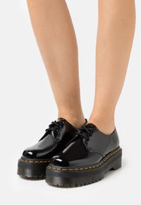 Dr. Martens - 1461 QUAD - Lace-ups - black - 0