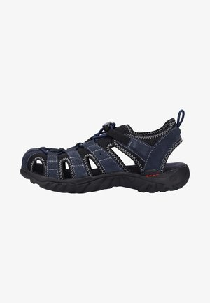 Walking sandals - navy