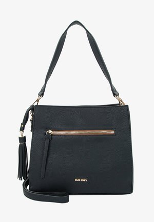 NETTY - Handbag - black