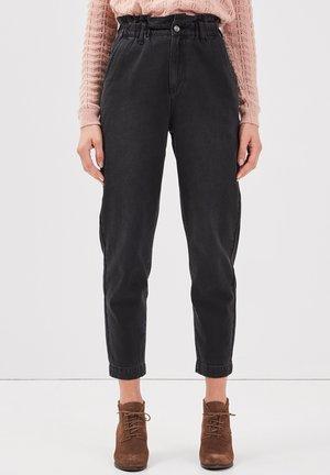 Relaxed fit jeans - denim noir