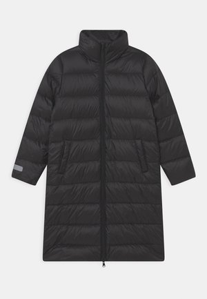 TEEN LONG - Down coat - black