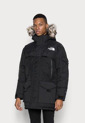 MCMURDO - Down coat - black