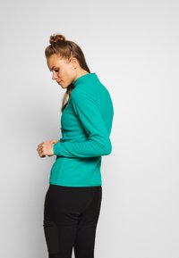 The North Face - WOMEN'S GLACIER 1/4 ZIP - Fleece jumper - jaiden green - 2