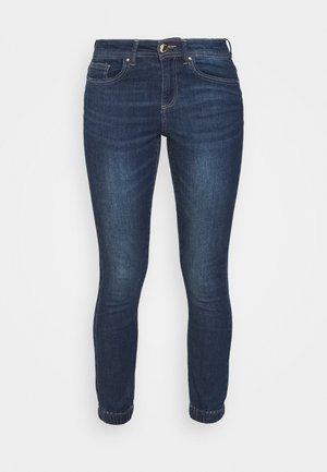 ONLWAUW LIFE - Jeans Skinny Fit - dark blue denim