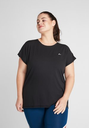 ONPAUBREE  - T-shirt basic - black