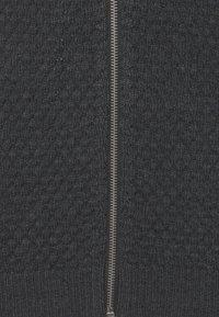 Redefined Rebel - RREDWIN  - Kofta - anthracite melange - 6