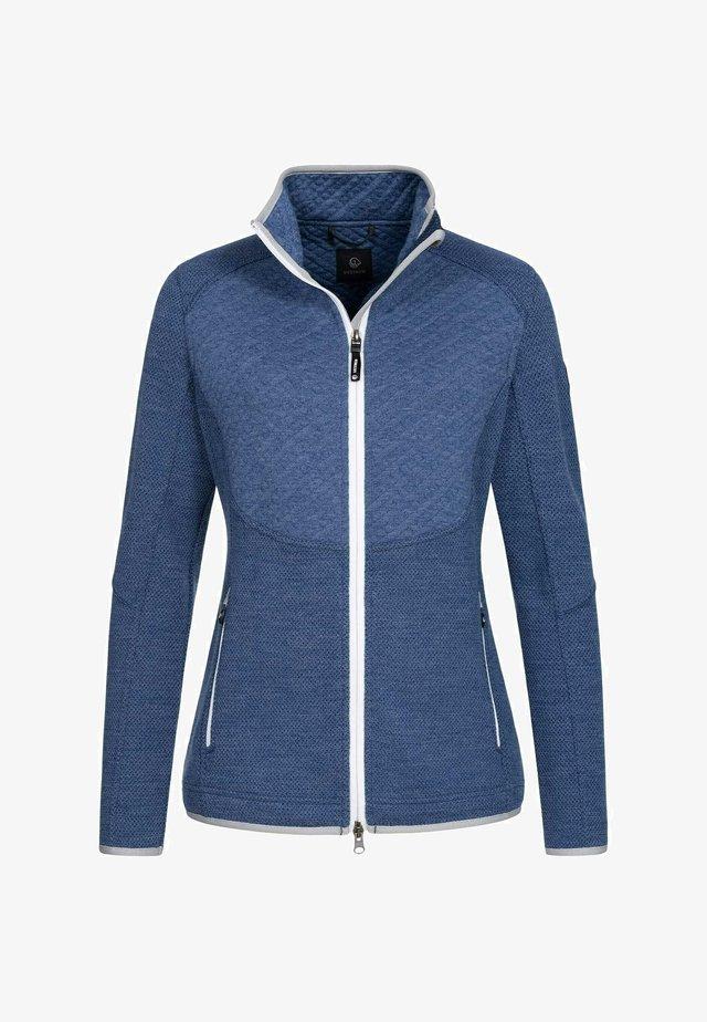 Light jacket - jeans