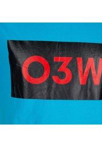 ONCE WE WERE WARRIORS - Print T-shirt - blau - 2
