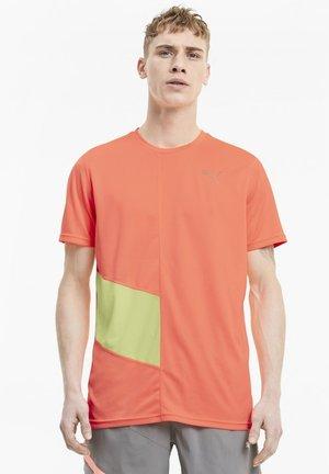 IGNITE - T-Shirt print - nrgy peach-fizzy yellow
