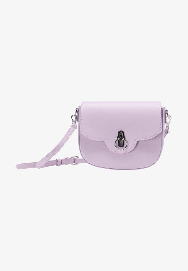 Across body bag - lilac