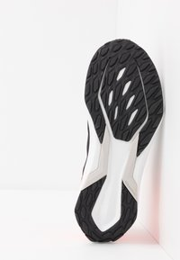 adidas Performance - RAPIDAFAITO SUMMER.RDY - Competition running shoes - core black/footwear white/signal coral - 5