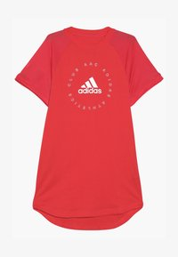 adidas Performance - BOLD DRESS - Sports dress - pink - 2