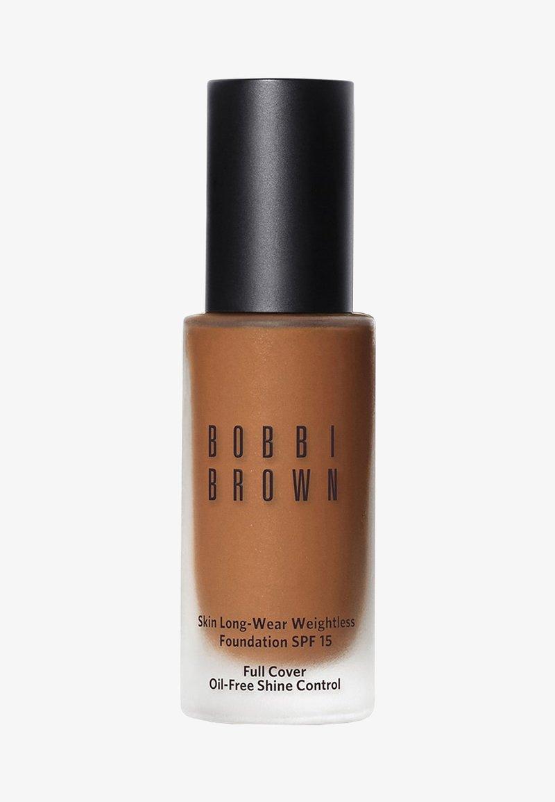 Bobbi Brown - SKIN LONG WEAR WEIGHTLESS FOUNDATION SPF15 - Foundation - c-076 cool golden