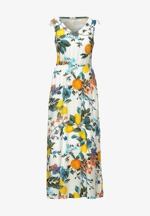 MIT BLUMEN PRINT - Maxi dress - multi coloured