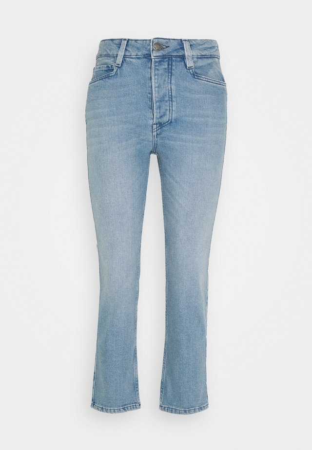 KIT - Jeans a zampa - blue wash