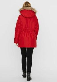 Vero Moda - VMEXCURSION - Winter coat - goji berry - 2