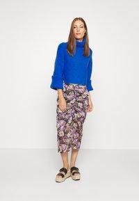 Birgitte Herskind - ALEXIS SKIRT - Pencil skirt - purple - 1