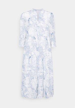 Sukienka letnia - white/blue