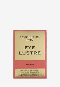 Revolution PRO - EYE LUSTRE CREAM EYESHADOW POT - Eye shadow - copper - 1