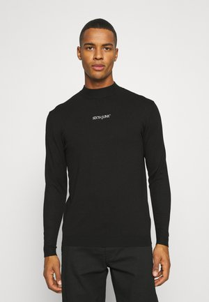 SMALL LOGO  - Jumper - black