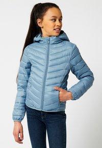 America Today - Winter jacket - denim blue - 1