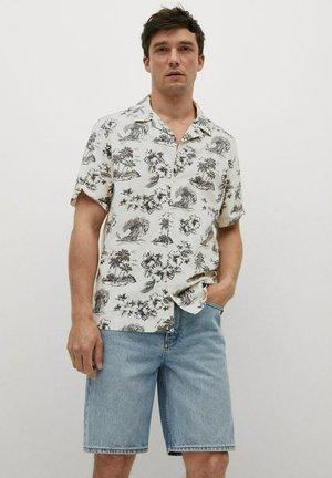 MIT HAWAII - Shirt - ecru