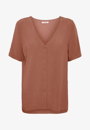 PCCECILIE - Camicetta - copper brown