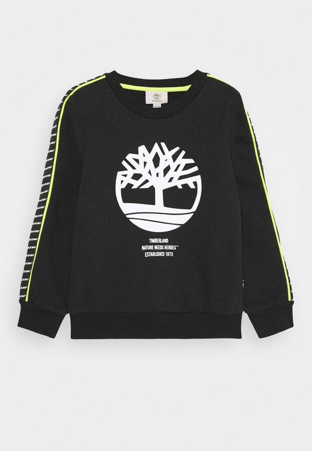 CAPSULE - Sweatshirt - black