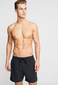 Rip Curl - VOLLEY - Shorts da mare - black - 1
