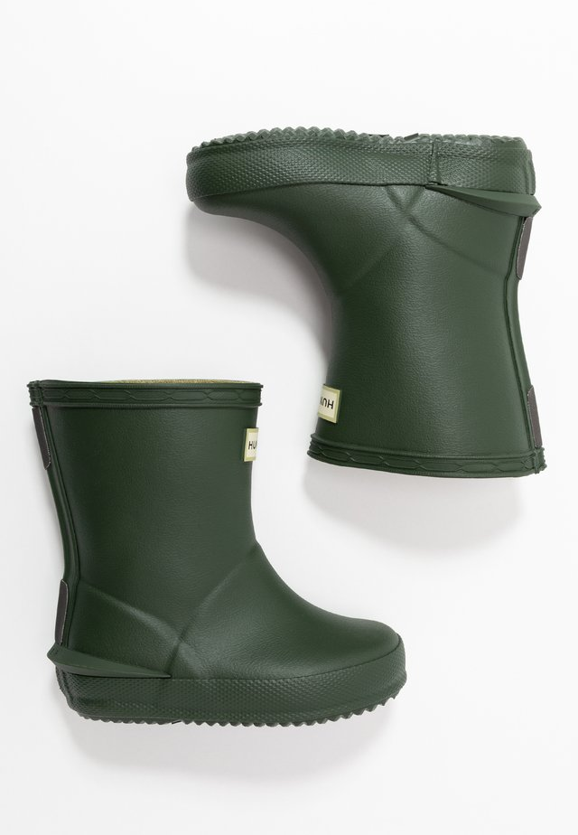 KIDS FIRST NORRIS - Wellies - vintage green
