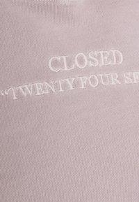 CLOSED - Sweatshirt - dark mauve - 4