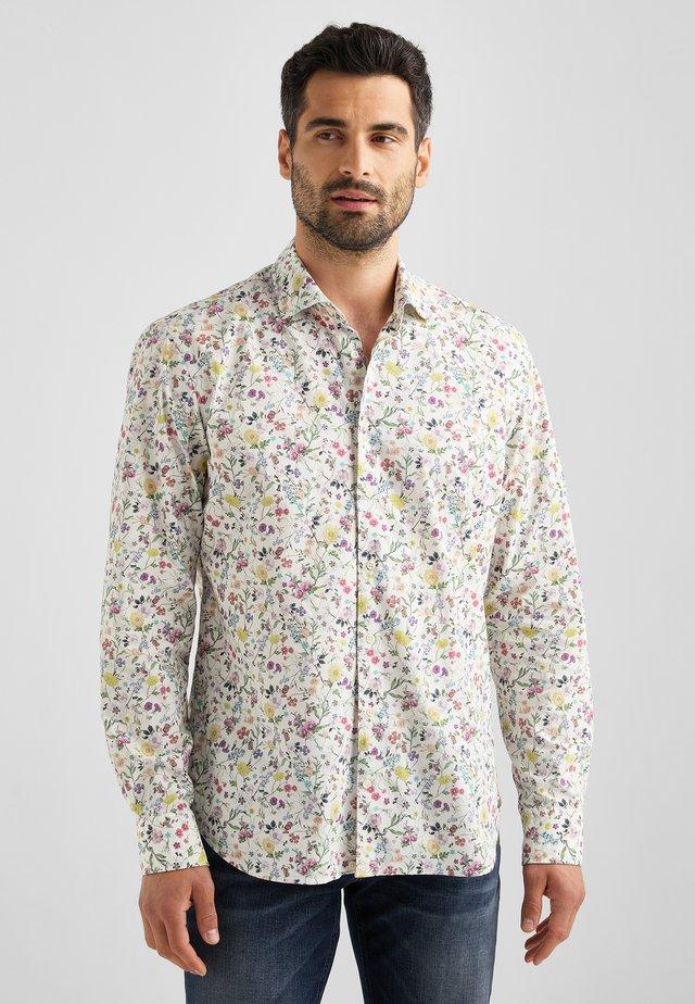 KEITH - Overhemd - creme