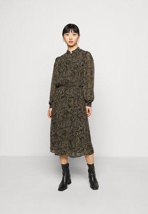 SLFMISANTI MIDI DRESS - Korte jurk - black