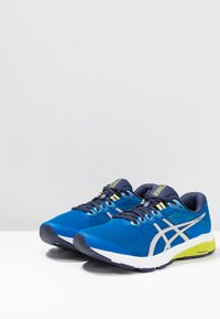ASICS - GT-1000 8 - Stabilty running shoes - electric blue/silver - 2
