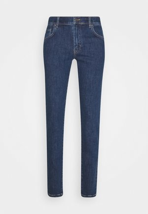JAY ACTIVE  - Slim fit jeans - mid blue