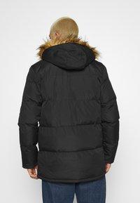 Brave Soul - EVEREST - Winter coat - black - 2